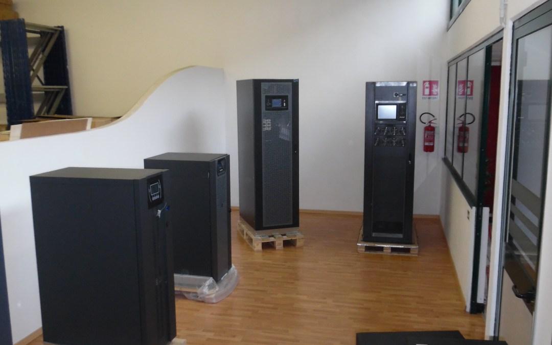 Új Tréning szoba beüzemelése Vicenza-ban