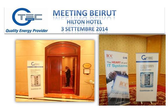 Találkozó Beirutban – Társulás a Gtec Europe és az ICC között